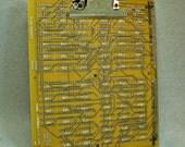GEEKERY MEDIUM CLIPBOARD Recycled Circuit Board Tekkie mc9
