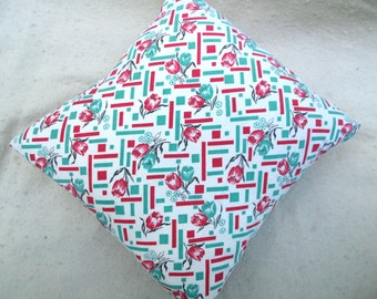 Feedsack Pillow Sham14""