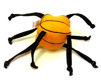 Basketball ZadyMini - orange with black stitches - Custom colors available