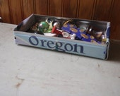Oregon License Plate Tray - Storage Box - Planter - FREE SHIPPING