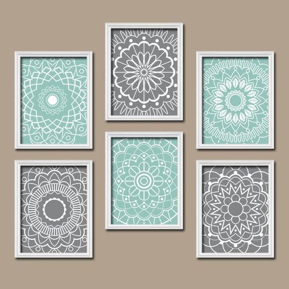 Bathroom Artwork CANVAS Or Prints Kitchen Bedroom By TRMdesign