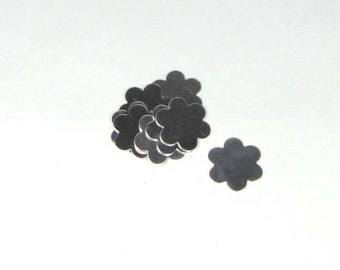 3 3/4 in 22 ga sterling flower dasies for hand stamping jewelry - fun to work with