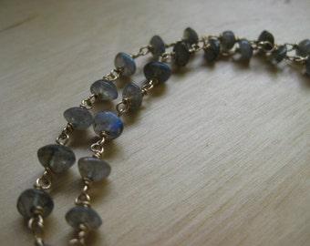 Insouciant Studios Blue Hour Necklace