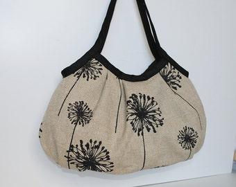 Granny Bag - Dandelion Black