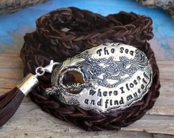 Personalized Jewelry, CUSTOM Jewelry Gift, Custom Silver Jewelry Gift, Custom QUOTE Jewelry Custom Quote Bracelet Personalized Bracelet Gift