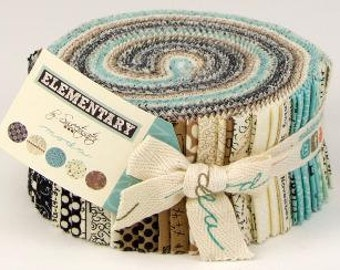 Elementary - Sweetwater for Moda - Jelly Roll