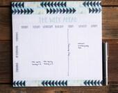 Week Ahead Notepad