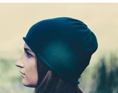 Pure Cashmere Slouch Beanie
