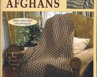 Woven Wonder Afghans Pdf Reversible Crochet patterns