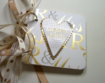 Wedding Giftcard Holder, Giftcard Holder, Mini Giftcard Holder, Wedding, Giftcard Book