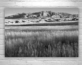 Landscape Photography, Sierra Vista, Borderlands Art,  Prairie Image, Mountain Landscape, Arizona Wall Art, Western Photography, Huachuca