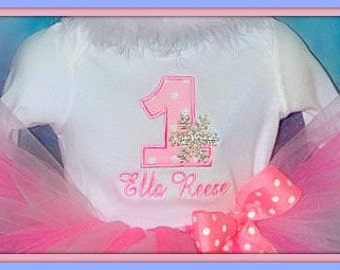 Winter One-derland Birthday Bodysuit, Snowflake Bodysuit, Birthday, sizes 6, 9. 12,18,24 months