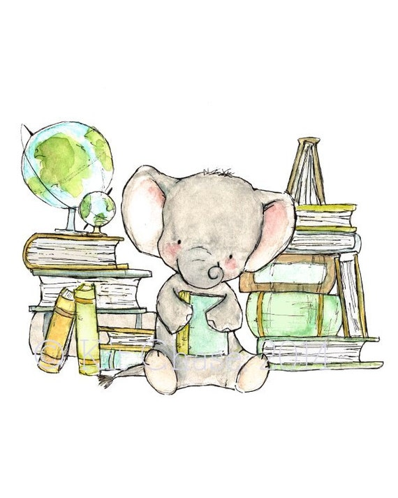 elephant watermark paper