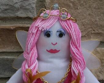Fairy princess doll