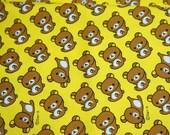 1 meter Special price Rilakkuma fabric by san x