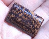 Artisan Cabochon Koroit Boulder Opal Double Sided