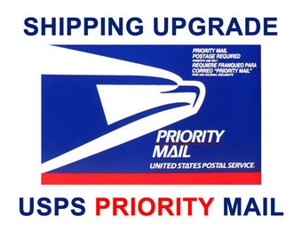 Priority Mail Upgrade - Canada