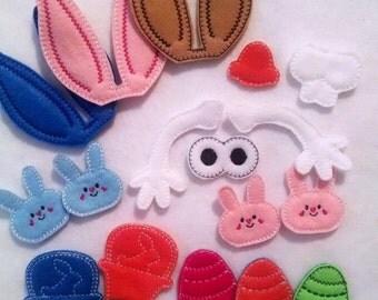 Easter basket filler - Mr Potato Easter add on pieces only - Easter bunny treat - Easter basket stuffers - Easter basket gifts - Educational