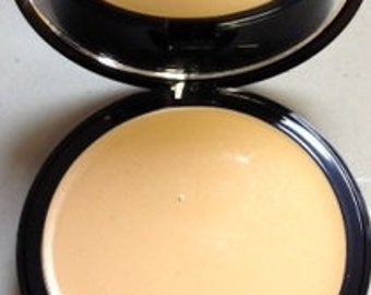 Natural Mineral Cream To Powder Foundation Perfect Match™   Non-Comedogenic   LIGHT   non toxic makeup