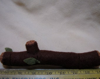 Catnip Felt Twig- Ships for FREE in the US