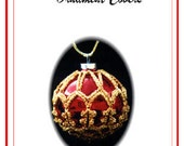 Crochet Christmas Ornament Covers