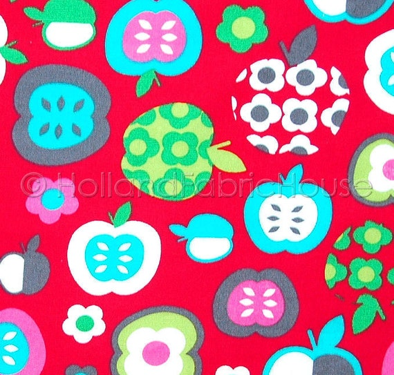 Cotton apple fabric childrens fabric kids fabric dutch for Cotton fabric for children s clothes