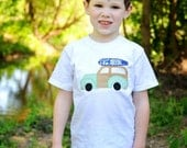 Build Your Own Applique T-shirt - Boys Short Sleeved