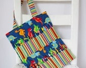 Reduced Dinosaurs Crayon Bag Art Coloring Book Gift For Boy Artist Tote Dinosaurs Dino Lover Crayon Holder Kids Art Tote