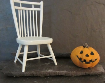 Halloween Miniature Pumpkin Orange