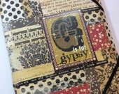 Gypsy Portfolio Style Junk Journal