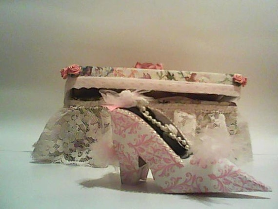 how to make paper mache high heels