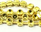 1M. SS24 Rhinestone Chain 5.4mm