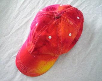Sunshine Tie Dye Hat