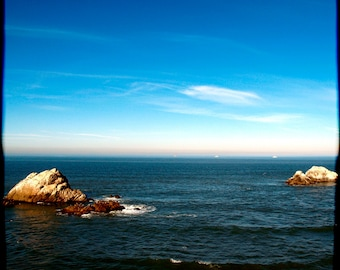Edge of the World - Pigeon Point, California