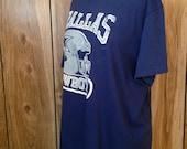 80s vintage Dallas cowboys tshirt