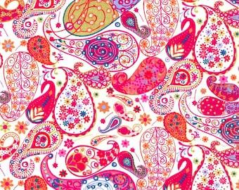 Liberty of London Tana Lawn Fabric Mark Pink Half Yard
