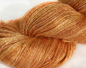 "Bamboo Yarn ""Irish"" Hand Dyed, Organic"