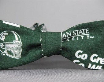 Michigan State University  Bow tie