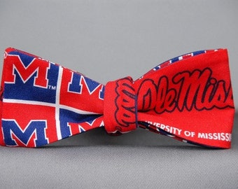 Ole Miss  Bow tie