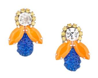 Honey Bee Earrings- Eos