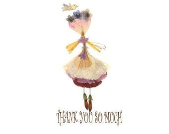 THANK YOU Dove