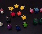 Geeky & Gaming Polymer Clay Charms