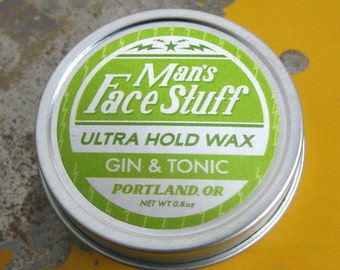 ULTRA HOLD Gin & Tonic Moustache Wax