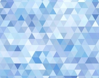 Shards Of Glass Removable Wallpaper - 8 Feet