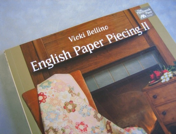 english paper piecing by machine