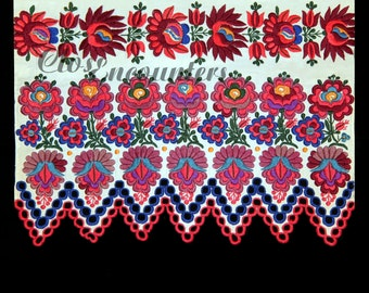 Hungarian Embroidery Magyar Sioagard Folk Art Photography Art Print affordable Fancy Needlework Home Decor wall art