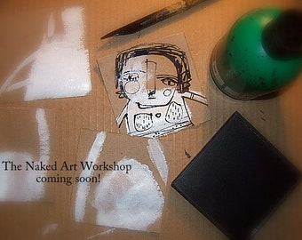Naked Art Workshop