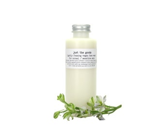 Vegan Normal/Sensitive Skin Face Wash (Lightly Foaming) - 4 oz / 118 mL