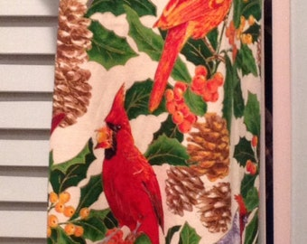 Windsock  Cardinal Birds