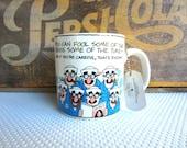 Vintage Navy Sailor Humor American Greetings At Ease Coffee Mug